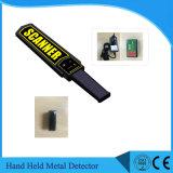 Ce/ISO에 의하여 증명서를 주는 최고 스캐너 소형 금속 탐지기 MD3003b1