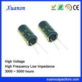 Elektrolytische de Condensator van uitstekende kwaliteit van de Hoge Frequentie 4.7UF 160V