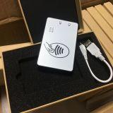 Lezer RFID die NFC met Bluetooth Gebruik Smartphone contacteren
