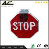 De globale Beroemde Chinese Veiligheid van het Merk van de Fabriek knipt ZonneVerkeersteken