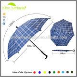 El paraguas más barato del palillo de la caja fuerte 23inch con la impresión