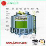 FRP industrielles Querfluss-quadratisches Kühlturm-System
