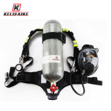 Pressão alta 2L 15min de tempo de trabalho do cilindro de ar de respiração