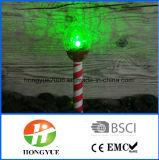 Solarstange-Lampe mit 8cm Crack Kugel-Solarkugel-Beleuchtung