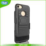 Классический многофункциональный резиновую крышку для мобильных ПК для iPhone 8/7 пластиковый корпус с держателя радиотелефона