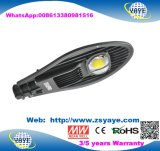 Yaye 18 Hot Vender Qualidade 3/5 anos de garantia 100W LED SABUGO candeeiros de rua com marcação CE/RoHS