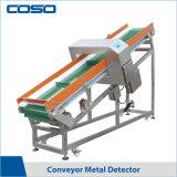 Rampen-Typ Förderanlagen-Metalldetektor-Maschine für aufbereitete materielle Industrie