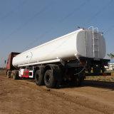 2 Axle 8 утомляет 35000 литры трейлера топливного бака