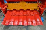Rullo del tetto di mattonelle di punto che forma macchina