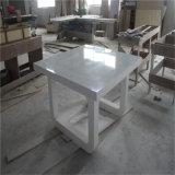 Искусственного камня Белый кофе Fast Food стол и стул,