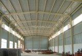 Легковес Pre проектировал конструкцию Godown структуры гаража/металла