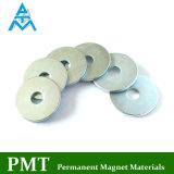 Neodym-Magnet der Schleifen-D32*8.5*2.5 mit NdFeB magnetischem Material