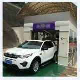 Completamente automática de túnel de lavado de coches del equipo del sistema de la máquina La máquina de vapor