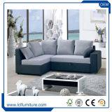 Haus und Hotel Using Sofa-Möbel für Wohnzimmer-bewegliches Eckbett-faltendes Sofa-Bett