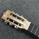 Aiersi nuovo Koa elettrico laminato Dedign Guitarlele con il sintonizzatore