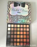 Новейшие теней макияж фиолетовый Voss PRO 42 цветов палитры Eyeshadow