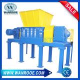 De dubbele Ontvezelmachine van Schachten voor het Stevige Plastic Vijlsel Tdf van het Metaal van het Afval