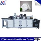 Venta caliente nueva ronda de mejor rendimiento almohadillas de algodón que hace la máquina
