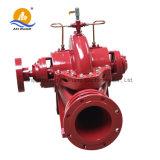 Pompe à eau fendue de grande capacité d'enveloppe de double aspiration