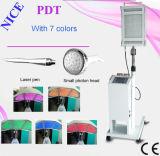 Equipamento leve da beleza da terapia do diodo emissor de luz do fotão de Sk9 PDT