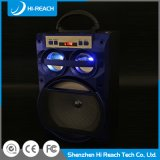 Altofalante alto ativo sem fio portátil estereofónico por atacado de Bluetooth