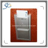 Cartão do PVC de RFID com a microplaqueta de F08 S50 S70