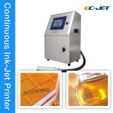 Stampante di getto di inchiostro continua di stampa eccezionale per l'imballaggio della droga (EC-JET1000)