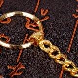 Alliage de zinc moulé sous pression avec Enameling Key Ring