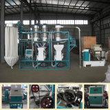 Mole-vollständige Set-Hartweizen-Getreidemühle-Hartweizen-Mehl-Maschinen (10t)