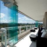 Portello Bi-Piegante di vetro moderno di Frameless per la Camera