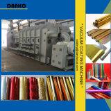Al de aluminio de las telas que platea la máquina termal de la vacuometalización de los materiales