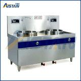 PT12K-001ステンレス鋼の商業誘導の炊事道具、単一のヘッド平頭の炉