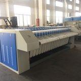 (力を熱する電気及び蒸気の&Gas)商業洗濯のためのFlatwork Ironerは小売商を機械で造る