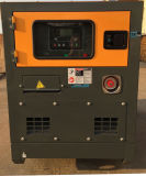 Super Stille Diesel van 25kVA 20kw Denyo Generator