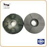 10 mm de espessura da chapa de polimento de resina de trabalho para discos, Super Macio, dura pedra programável Médio