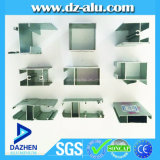 Алюминиевая дверь окна профиля 6063 T5 для продукта алюминия гинеи Африки