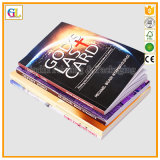 Softcover 책을 인쇄하는 직업적인 관례