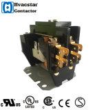 contattore magnetico elettrico di DP del contattore diplomato UL di 240V-30A 1.5 Pali