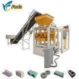 Macchina concreta del mattone della macchina/lastricatore del blocchetto di prezzi Qt4-24b Houdis dell'India