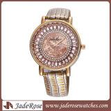 Horloge van de Vrouwen van de Band van het Leer van het Polshorloge van de Stijl van het Horloge van de Manier van het Horloge van de legering het Nieuwe