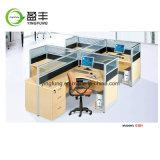 사무용 가구 나무로 되는 모듈 컴퓨터 책상 Yf-G2003