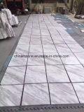 家の装飾のための中国白またはベージュか黒い大理石および石の床タイル