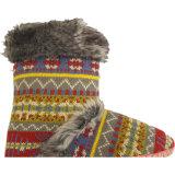 Ботинки девушки зимы Hotsale теплые