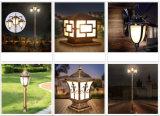 LEDのトウモロコシライト60W、E26基礎3000Kはホーム、ゲートのポスト、ガレージ、庭の使用、置換の白熱球根のための白色光の球根を暖める