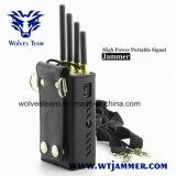 Señal portátil de alta potencia Jammer para el teléfono celular