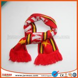 Изготовленный на заказ шарф сделанный из Acrylic для вентиляторов торжества