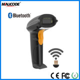 Ordinateur de poche sans fil Bluetooth 4.0 Barcode Scanner, lecteur de codes barres laser, support mobile Android, iPhone, iPad, de la fenêtre PC, MJ2810