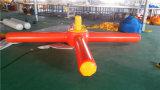 楽しみのための安いウォーター・スポーツの膨脹可能なタコの浮遊おもちゃ