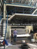 2018 горячей продавать это нетканое полиэфирное полотно Спанбонд ткань бумагоделательной машины
