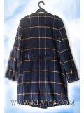 Heiße Verkaufs-Frauen-Modedesigner-Winter-Wolle-lange Umhüllung